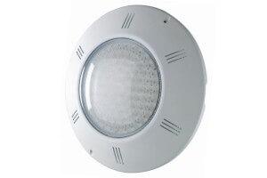 LED-Flachscheinwerfer aus ABS RGB 18,8 Watt - Komplettset