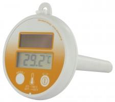 Digitales Solar-Schwimmthermometer