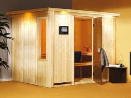 Sauna Gobin, 245x210x202 cm, 3 Personen