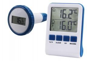 Digitales Funk Pool Thermometer