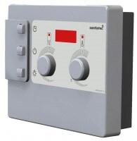Saunasteuerung Combicontrol DC9C inkl. Ofen- & Bankfühler