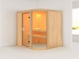 Sauna Parima 2, 196x151x198 cm, 2 Personen