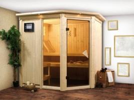 Sauna Fiona 2, 210x184x202 cm, 2 Personen