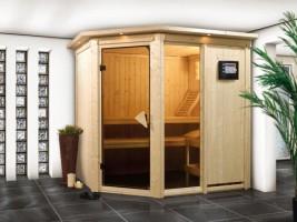 Sauna Fiona 1, 210x165x202 cm, 2 Personen