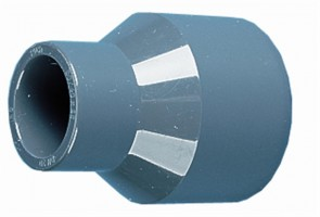 Reduzier-Stutzen, lang 40-32-25 mm
