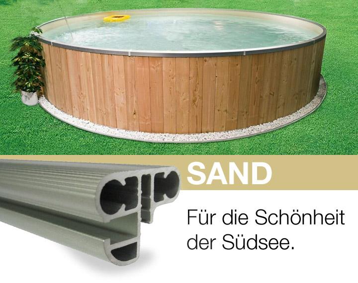 primewood pool sandfarben