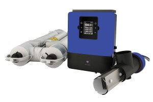 Infinity UV-Scenic Salzelektrolyseanlage, LOW SALT mit UV-Entkeimung, 65 m³