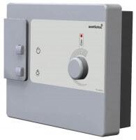 Saunasteuerung Finncontrol DC9 inkl. Ofenfühler