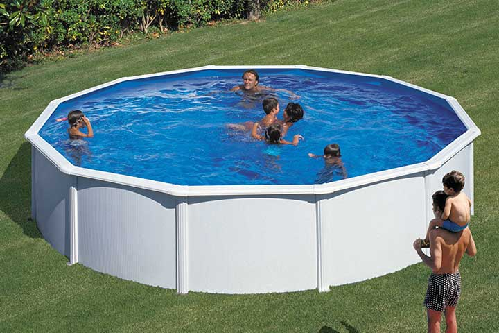 Stahlwandpools schwimmbecken apoolco pool wellness outlet for Poolumrandung aufstellpool
