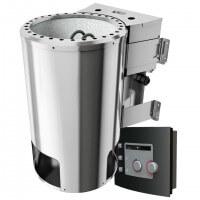 Bio-Saunaofen-Set PLUG&PLAY 3,6 kW 230 Volt - inkl. Steuerung Modern