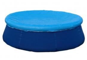 Abdeckplane für Simple Pool, rund, Ø244 cm